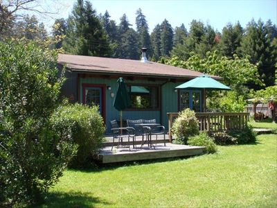 Photo for Vacation House in the Redwoods