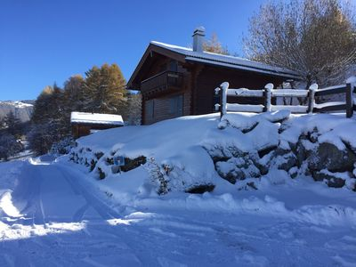 Photo for Chalet Les 2 Sabots - ski/in-out