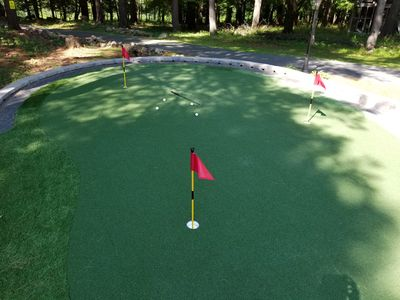 Brand new putting for our guest to enjoy!