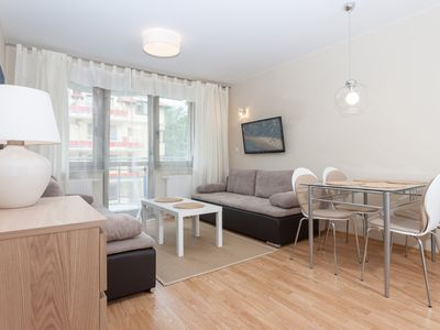 Photo for Apartment Zdrojowa 22/29 with 1 Bedroom