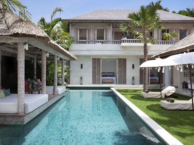 Photo for Villa Adasa - Designer chic three-bedroom villa in Central Bali