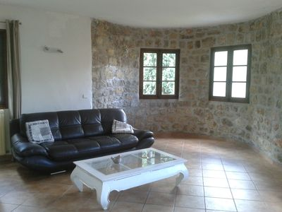 Photo for VERY NICE 3 ROOMS IN PROVENCAL MAS OF CHARM WITH SPA OF SWIMMING