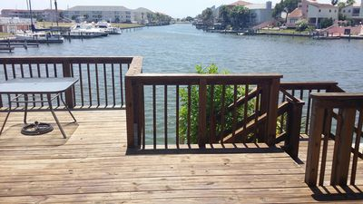 Photo for Perfectly Located Canal Front Condo.