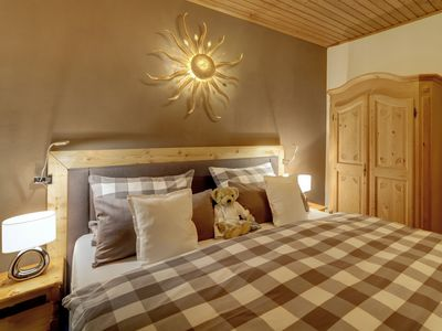 Photo for 4 star comfort vacation apartment in a country house style with a tiled stove