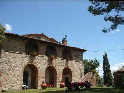 Photo for Farmhouse near Montepulciano and art centers FABULOUS OFFERS FOR SEPTEMBER