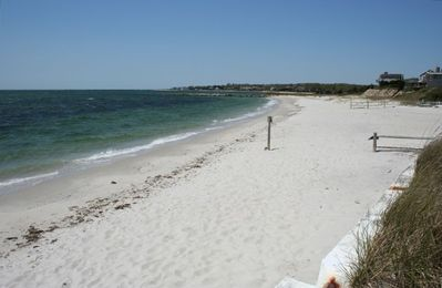 Photo for Cape Cod Oceanfront Home With Private Beach!