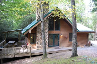 Harvest Moon Cottages beauty in the heart of Hocking Hills - Rockbridge