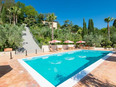 Photo for Vacation home La Querce in Collevecchio - 7 persons, 3 bedrooms
