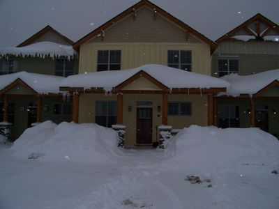 Photo for Black Bear Crossing 34- Ski In/Out, Hot Tub, Game Room, Dog Friendly, 4 Kings