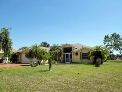 Photo for Lehigh Acres Holiday Home, Sleeps 6 with Pool, Air Con and Free WiFi