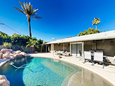 Photo for Awesome Old Town Scottsdale Home w/ Private Pool & Billiards - Sleeps 15!