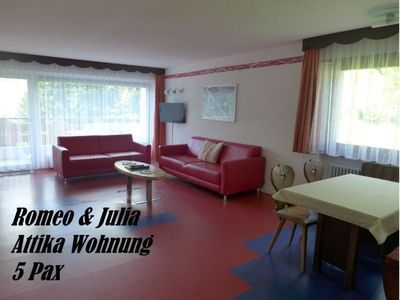 Photo for Apartment Acimo in Saas-Fee - 5 persons, 1 bedrooms