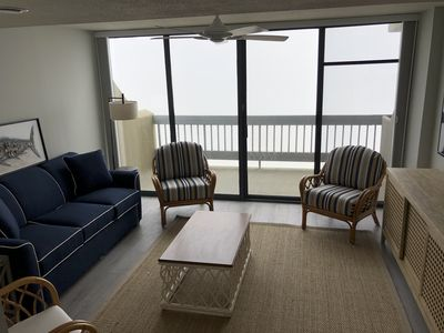 Photo for Century I 1622 - Newly-Renovated, Direct Oceanfront, Stunning Views!