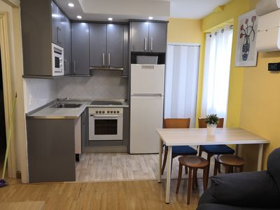 Photo for Small apartment 150m from the beach