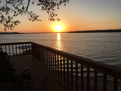 MILLION $ Sunset Views on Waterfront with Shared Private Dock and Boat Slip!