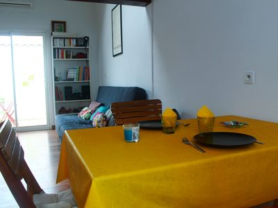 Photo for PROMO MONTH OF AUGUST: Apartment charm Avignon + Garage (Charming house)