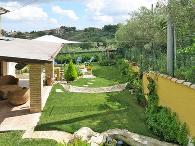 Photo for 4 bedroom Villa, sleeps 9 in Stanazzo with Air Con and WiFi