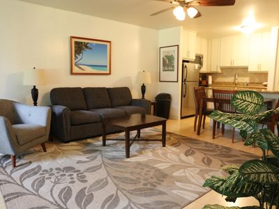 Photo for LEGAL RENTAL - Turtle Bay Hawaii Condo - Remodeled Full-AC unit.