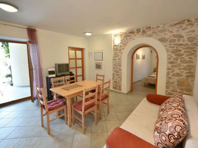 Photo for Apartment in Zadar with Internet, Air conditioning, Terrace (743188)