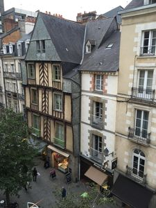 Photo for CHARMING DUPLEX OF 90M2 IN FULL TOWN CENTER, QUARTER DES HALLES