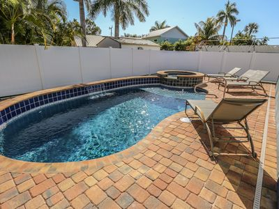 Photo for Gorgeous Remodeled Pool Home on the North End of Fort Myers Beach