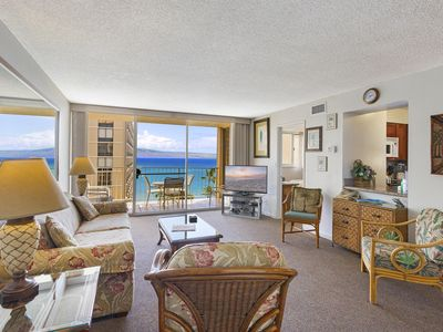 Photo for MAY/JUNE SALE! Beautiful Remodeled Ocean View1Bed/1Ba Free Wi-Fi & Parking RK815