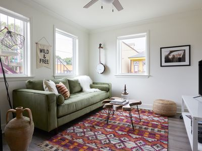 Photo for Sunny 1BR in Lower Garden District by Sonder