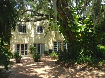 Photo for Live Oak Cottage - Secluded And Verdant Haven - LGBTQIA friendly