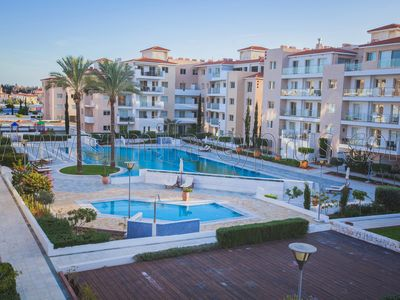 Photo for Townhouse in Elysia Park, Paphos - 2 Bedrooms / 2 bathrooms