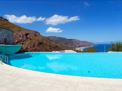 Photo for PANORAMIC SEA VIEW ROOM with Terrace Pool
