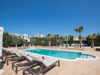 Photo for How to Rent Your Own Private Luxury Holiday Villa in Protaras for Less than Basic Hotel, Protaras Villa 1309