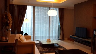Photo for Luxurious 1BR apt in SCBD area