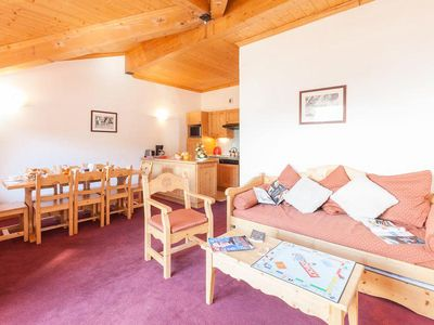 Photo for Residence les Chalets de L'Adonis **** - 4 Rooms 6/8 People