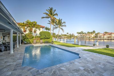 Plan your next escape at this vacation rental house in Fort Lauderdale!