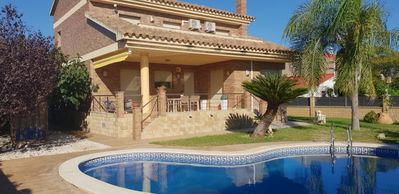 Photo for Bergkamp House Villa with pool and very well equipped