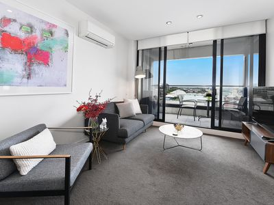 Photo for Fully Furnished 1 bed Apt 509/253 Bridge Road,Richmond