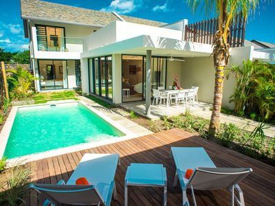 Photo for Villas with private pool and hotel services