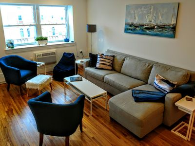 Photo for Asbury Park Modern 3 Bedroom Condo Just 2 Blocks from Beach!