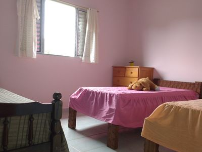 Photo for 2BR Apartment Vacation Rental in Bertioga, SP