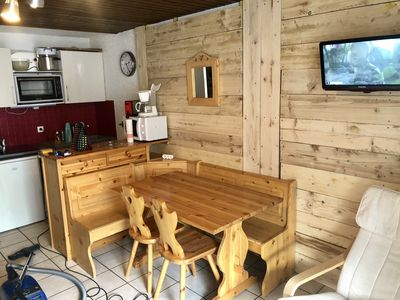 Photo for Apartment Le Schuss Val Thorens - 4 people