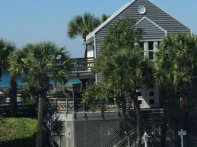 Photo for FUNSEEKER-INQUIRE FOR $20 OFF DAILY RATE IN APRIL!! GULF VIEW & PET FRIENDLY