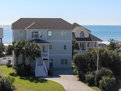 Photo for Large Oceanfront, Pet Friendly, Private Pool