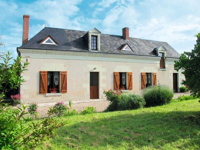 Photo for Vacation home Au bon séjour (CHA200) in Chaumont-sur-Loire - 8 persons, 4 bedrooms