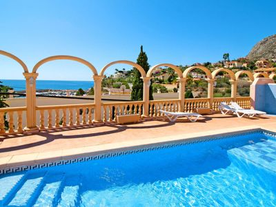 Photo for Apartment Canuta Baja (CLP237) in Calpe/Calp - 7 persons, 3 bedrooms