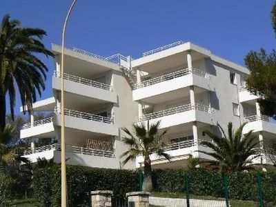 Photo for Beautiful new apartment with 2 large terraces in small raised residence