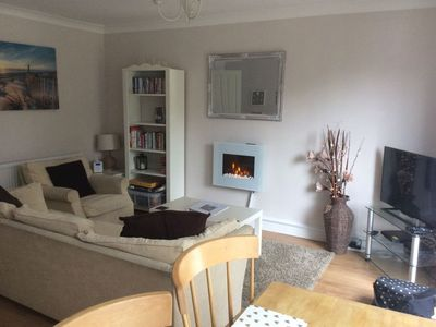 Photo for 1BR Cottage Vacation Rental in Cowes,