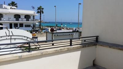 Photo for Otranto: Apartment 50 meters from the sea
