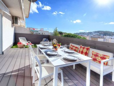 Photo for 3 bedroom Apartment, sleeps 6 in Tossa de Mar with Pool and WiFi