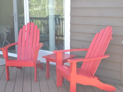 Photo for Aug 17-22 now available! Waterfront home located on quiet cove mid-lake!