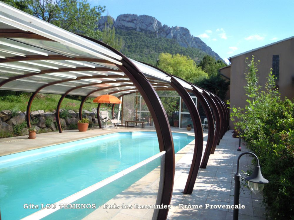 Buis Les Baronnies Cottage Rental